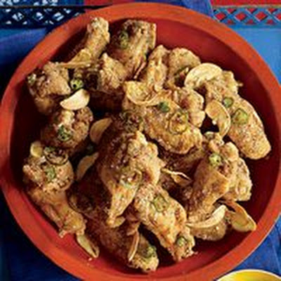 Salt-and-Pepper Chicken
