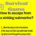 Survival Game (Trivia) icon