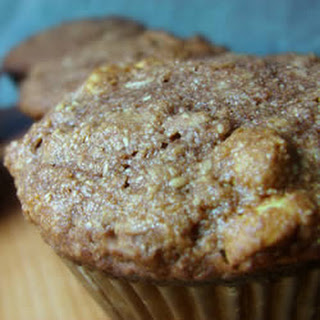 Chocolate Raisin Oatmeal Muffins