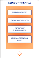 Screenshot of App Lotto