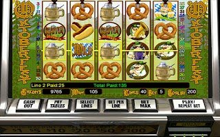 Screenshot of Oktoberfest HD Slots