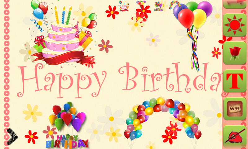 Birthday Greeting Card Maker Apk Android Gratuit T l charger – Birthday Card Maker App
