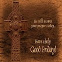 Good Friday SMS Bank icon