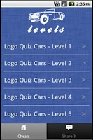 Screenshot of Logo Quiz Cars - Guide