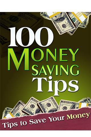 100 Money Saving Tips