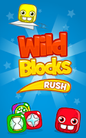 Screenshot of Wild Blocks Rush