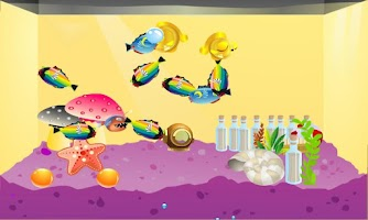 Screenshot of Fish Friends