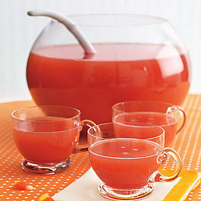 Bloody-Good Cranberry Punch