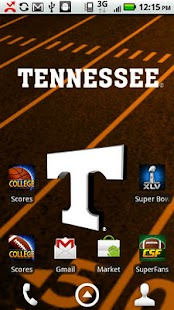 Tennessee Vols Live Wallpaper - screenshot