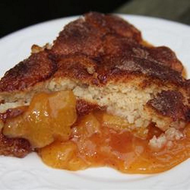 Southern Peach Cobbler Recipe — Dishmaps