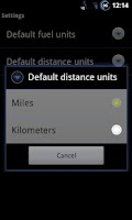 Screenshot of Mileage Calculator-Ad Free