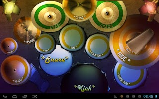 Screenshot of Best Drum Set