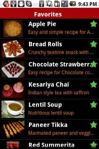 玩免費生活APP|下載Shveta's Indian Recipes Lite app不用錢|硬是要APP
