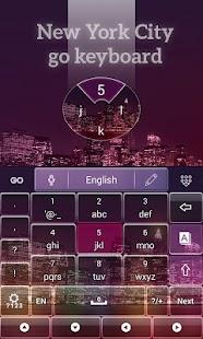 New-York-City-Keyboard-Theme 3