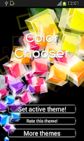 Screenshot of Keyboard Color Chooser