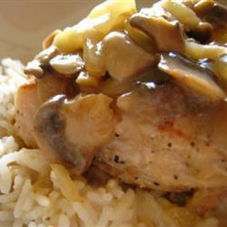 Sauteed Pork Chops With Mushrooms Recipes