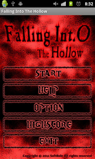 Falling Into The Hollow