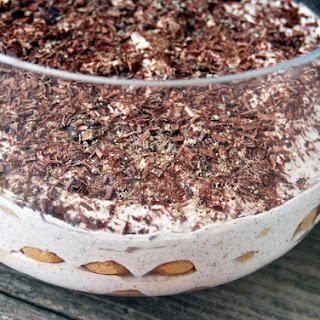 Fig & Cardamom Spiced Tiramisu