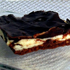 Cream Cheese Chocolate Squares