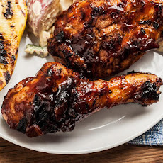 Bourbon-Bacon BBQ Chicken