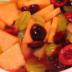 Southwestern Fruit Salad Dressing