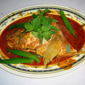 how to cook malaysian fish head curry
