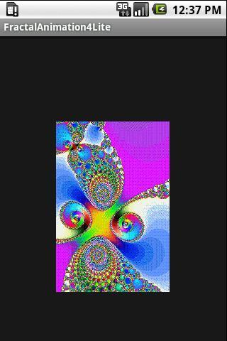 Fractal Animation 4 Lite
