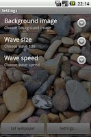 Screenshot of Underwater LWP Free