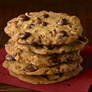 Ghirardelli Crispy Crunchy Chocolate Chip Cookies