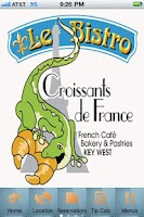 Screenshot of Croissants de France