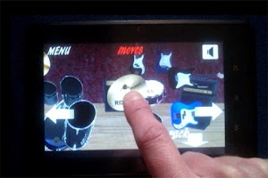 Screenshot of Drum 3D (Intelligent)