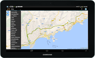 Screenshot of Smart Traffic