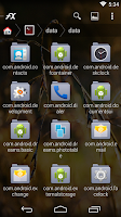 Screenshot of FX Faenza Icon Theme