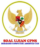 Screenshot of Soal Ujian CPNS CAT