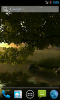 Screenshot of Lake 3D