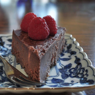 Raw Chocolate Fudge Cake (or frosting)