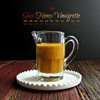 Spicy Honey Vinaigrette