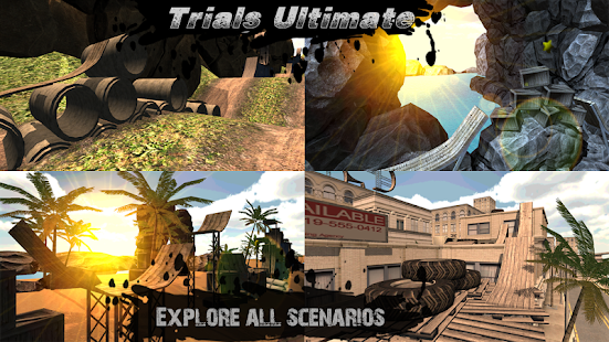 Trials Ultimate HD - screenshot