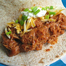 9 to 5 Mexican Crock Pot Chicken