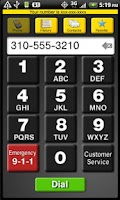 Screenshot of Sprint® Mobile IP