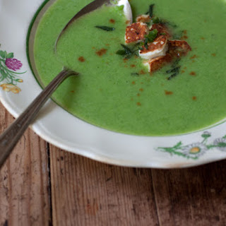 Canned Green Pea Soup Recipes