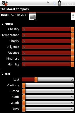 玩生活App|The Moral Compass免費|APP試玩