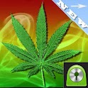 GO Locker Theme WEED GANJA icon