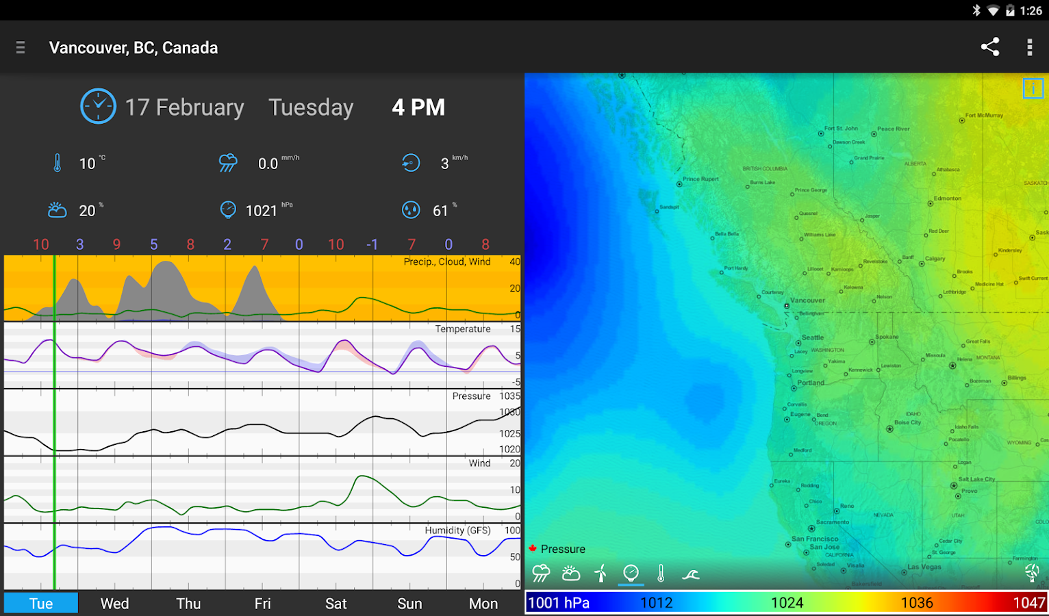 WeatherBomb Screenshot 12