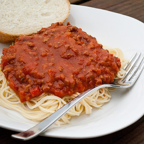 Simple Spaghetti Sauce