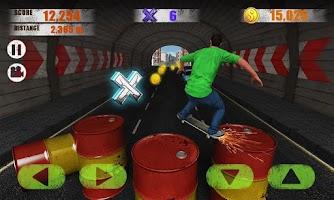 Screenshot of Street Skater 3D