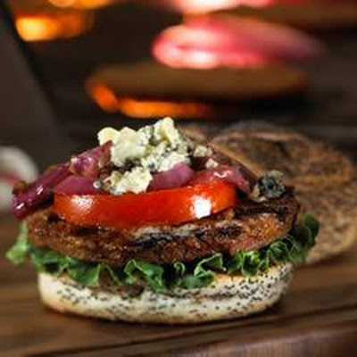 Black 'N Blue Morningstar Farms® Burger