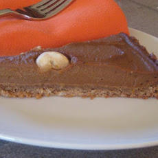 Vegan Pumpkin Tart With Pecan Crust