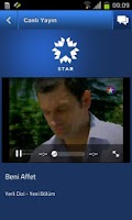 Screenshot of Star TV