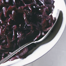 Spiced Red Cabbage With Prunes